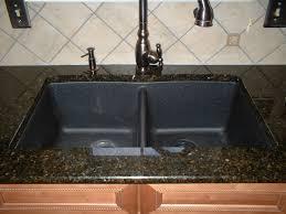 Black Faucets Kitchen Black Kitchen Sinks At Home Depot Best Sink Decoration