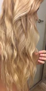 Long Blonde Wavy Hair Extensions by Best 25 Honey Blonde Hair Ideas On Pinterest Honey Blonde Hair