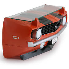 chevrolet camaro 1969 car front wall shelf 3d chevy decor