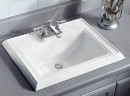 kohler staccato drop in sink kohler 2241 1 0 memoirs selfrimming self rimming bathroom sink