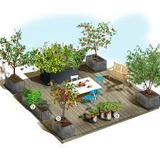 decoration petit jardin petit jardin contemporain deco design reference maison