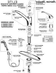 kohler kitchen faucets replacement parts kohler kitchen faucets parts k690 and diagram kohler kitchen