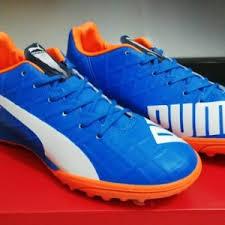 Jual Evospeed Futsal sepatu futsal evospeed sl blue turf terbaru dan termurah