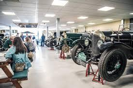 bentley factory william medcalf bentley to host january u0027drive out u0027 autoclassics com