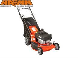 21 inch self propelled walk behind lawn mower with 179cc kawasaki