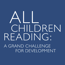 Challenge On All Children Reading A Grand Challenge For Development Project