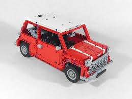 lego mini cooper instructions classic mini cooper bricksafe