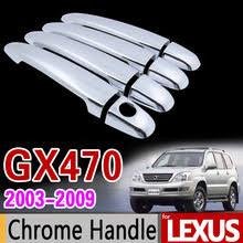 2005 lexus rx330 accessories lexus chrome door handles shopping the largest lexus