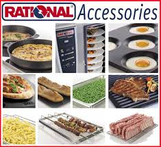 rational cuisine rational combi oven accessories