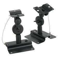 Ceiling Speaker Brackets by Adjustable Speaker Brackets Adjustable In 2 Directions