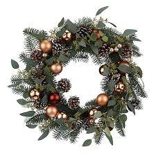 christmas wreaths christmas wreaths garlands lewis