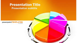 business review pie chart powerpoint template video dailymotion