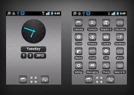 adw launcher themes apk 40 free artsy minimalist themes for android 2 x android appstorm