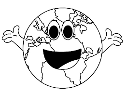a cheerful mr earth day coloring page download u0026 print online