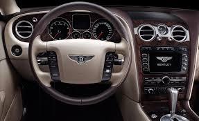bentley cars interior bentley continental flying spur interior