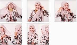 tutorial hijab resmi tutorial hijab cara memakai hijab untuk acara formal
