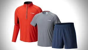 apparel review columbia montrail running lineup running northwest
