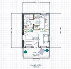 300 Sq Ft House Floor Plan 412 Sq Ft 20 X 36 Tiny House Plans Pinterest Tiny House