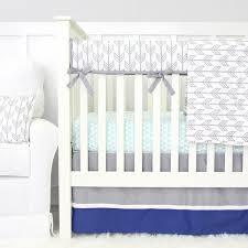 Navy Crib Bedding Bumperless Crib Bedding Sets Caden Lane