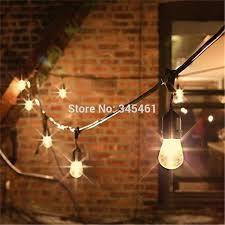 sale 48ft 14 8m outdoor vintage string light with15 incandescent