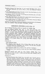 Theodosia Bartow Prevost by Emanuel Downing 1585 1658 Genealogy