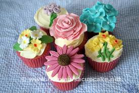 flower fondant cakes mother u0027s day 2014 heaven is a cupcake st albans