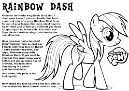 free printable rainbow dash coloring pages coloring coolage net