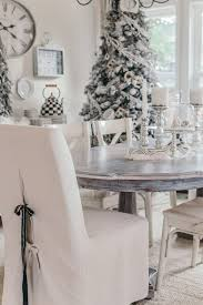 holiday home tour christmas decor ideas u2014 house of five