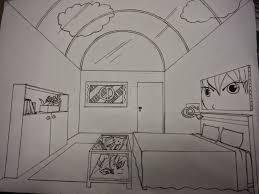 dessin chambre en perspective awesome arts plastiques chambre en perspective contemporary
