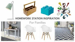 back to homework station inspiration boo roo and