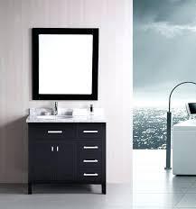 Black Bathroom Cabinet Black Bathroom Vanity With Sink 60 Inch Bathroom Vanity Single