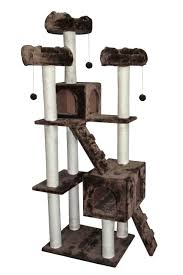 Cat Furniture Special Edition White Coffee Cat Tree By Kittymansions Nala Cat