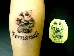 a cat paw print tattoo on wrist photo 4 2017 real photo