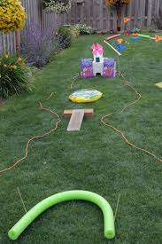 outdoor fun backyard mini golf course c3 a2 c2 b7 kix cereal
