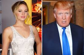 Trump Presidential Makeover by Jennifer Lawrence Reveals The Two Choice Words She U0027ll Say To Trump