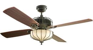ceiling fan vintage style ceiling fans with lights wave 52 inch