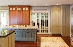 arts and crafts kitchen cabinets homey design 24 todays kitchens