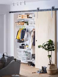 schlafzimmer system ikea deutschland ein selbst gebauter begehbarer kleiderschrank