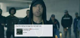 Eminem Drake Meme - eminem s bet cypher has become a meme and the internet is losing