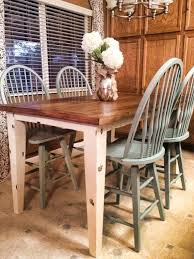 Best Dining Table Images On Pinterest Dining Room Tables - Painting dining room chairs
