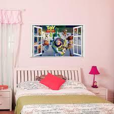 best selling toy story 3 cartoon 3d window scenery toy story 3