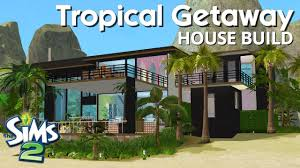 2 house building tropical getaway youtube