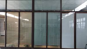 motorized blinds in glass youtube