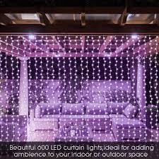 warm white led chasing light curtain iranews