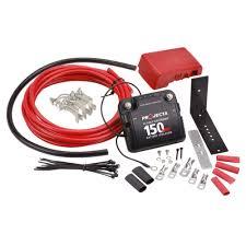12v 150a electronic isolator kit projecta
