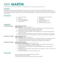 functional resume template administrative assistant office assistant resume templates functional resume for an office