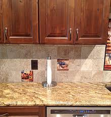 blue kitchen tile backsplash louisiana kitchen tile backsplash cajun art tiles
