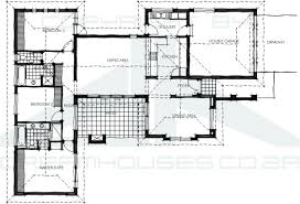 Dazzling Design 4 Floor Plans For South African Homes Houses And Sa House Plans