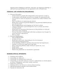 Hobbies And Interests On Resume Examples by Resume Format For Recommendations