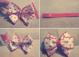 handmade hair bows handmade hair bows for how to make a hair bow sewing